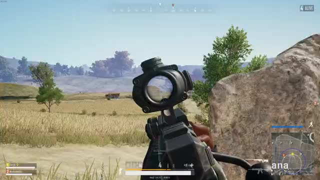 Watch and share Vlc-record-2018-03-11-20h51m48s-PLAYERUNKNOWN GIFs by adamdevigili on Gfycat