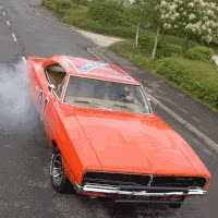 Watch and share General Lee Gif GIFs on Gfycat