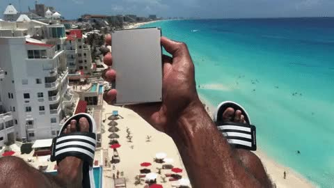 Watch Summer - vacation GIF by Matthew Guy (@maniwodners) on Gfycat. Discover more Creditcardwallet, Minimalist Wallet, compact wallet, slim wallet GIFs on Gfycat
