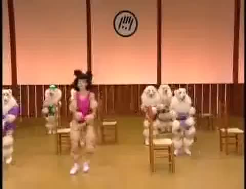 Watch Poodle Aerobics GIF on Gfycat. Discover more related GIFs on Gfycat