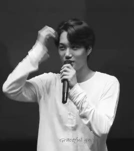 Watch and share Stop Him GIFs and Jongin GIFs on Gfycat