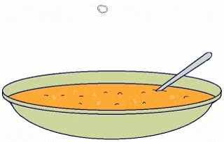 Watch and share Sopa De Letras Caliente Animada GIFs on Gfycat