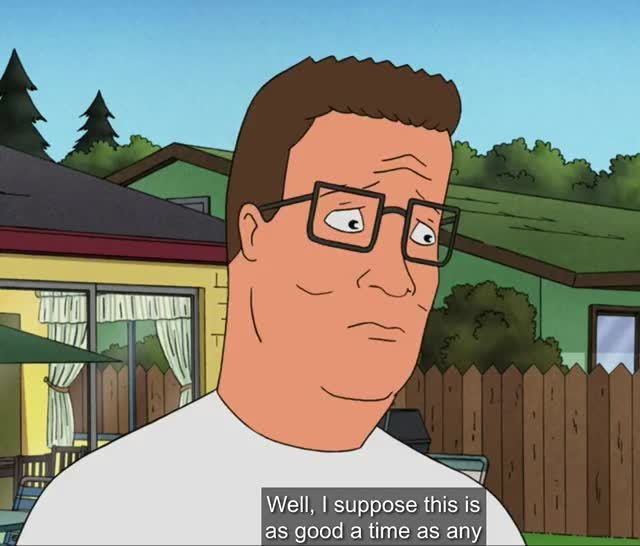 Watch and share Hank Hill GIFs and Internet GIFs by Huh? on Gfycat
