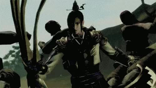 Watch dynasty-warriors-8-characters gif GIF on Gfycat. Discover more related GIFs on Gfycat
