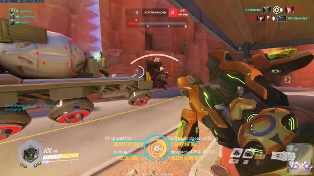 Watch Orisa GIF by @cooljak on Gfycat. Discover more related GIFs on Gfycat