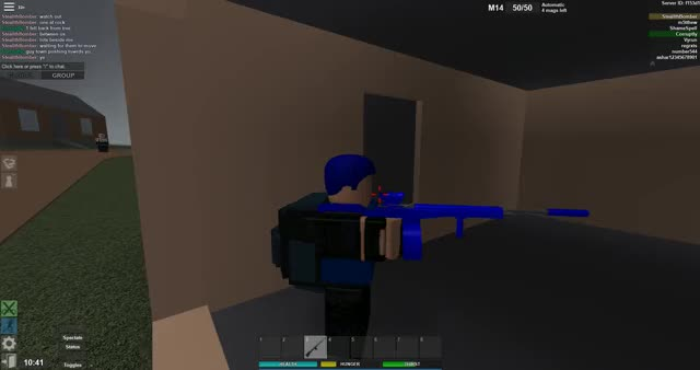 Watch and share RobloxPlayerBeta 15-04-2019 00-46-18 GIFs by juuurq on Gfycat