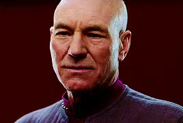 Watch and share Jean Luc Picard GIFs and Star Trek GIFs on Gfycat