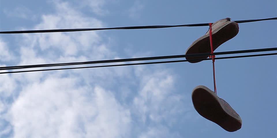 Powerline Sneakers GIFs