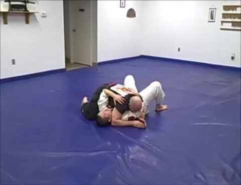 aikido, buffalo, jiu-jitsu, Nihon Goshinjutsu Aikido Grappling Demonstration GIFs