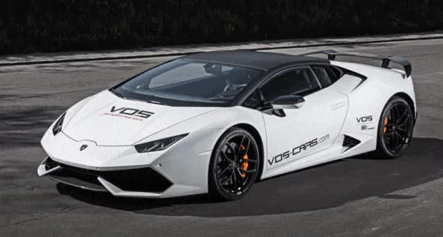 Watch and share VOS Tuning For Lamborghini Huracan GIFs on Gfycat