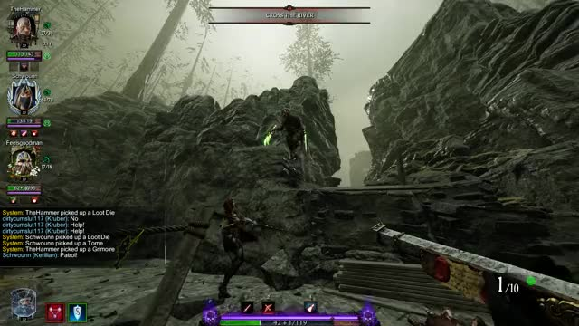 Watch and share Warhammer Vermintide 2 GIFs on Gfycat