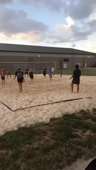 Watch and share Vball Vid GIFs on Gfycat