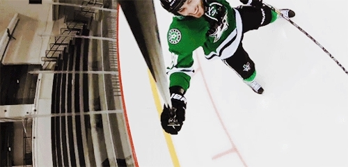 WHAT A DORK, a TERRIBLE TERRIBLeddORK, dallas stars, gfx, mygif, tyler seguin, tyler messing with the gopro GIFs