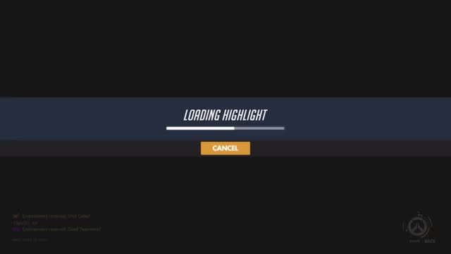 Watch and share Overwatch GIFs and Hanzo GIFs by fouton on Gfycat