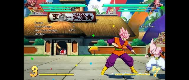 Watch Goku Black 5M Confirm GIF by Drudie (@drudie) on Gfycat. Discover more DBFZ, DBFZ Goku Black GIFs on Gfycat