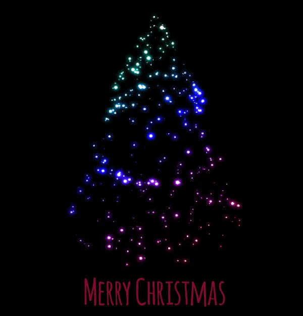 Watch and share Merry Christmas Animated Tree GIFs on Gfycat