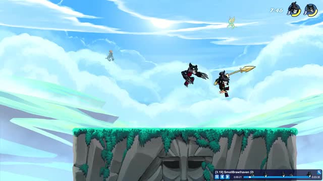 Watch and share Brawlhalla GIFs and Hattori GIFs by OxKing8080 on Gfycat