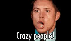 Watch and share Crazy People Photo: Crazy People Funny_zps7a786fb6.gif GIFs on Gfycat