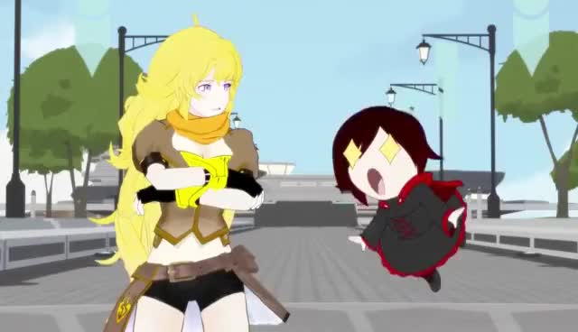 Watch Expo 2013 GIF on Gfycat. Discover more rwby GIFs on Gfycat