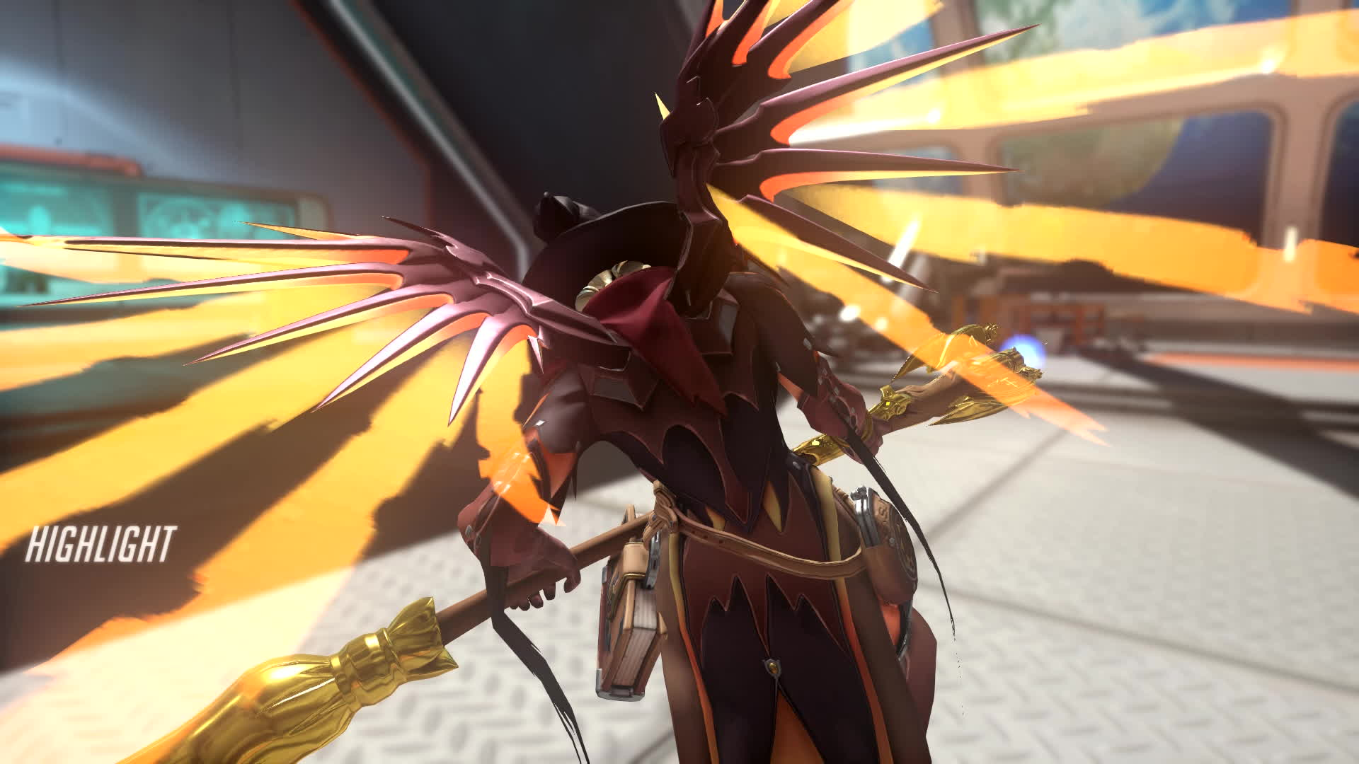 mercy, overwatch, 76 ulted, which is great and all, but, GIFs