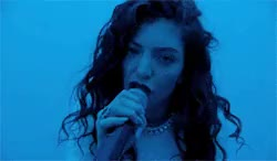 Watch and share Yellow Flicker Beat GIFs and Lorde Gifs GIFs on Gfycat