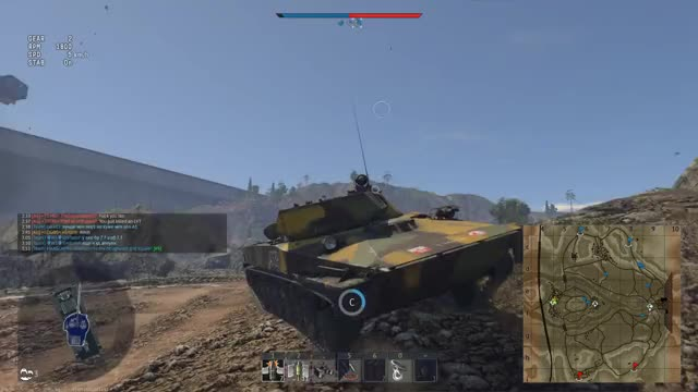 Watch and share War Thunder GIFs and Object 906 GIFs by v3ntore on Gfycat