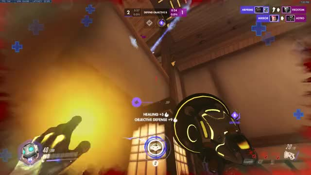 Watch `1v3 GIF by @hanbammer on Gfycat. Discover more lucio, overwatch GIFs on Gfycat