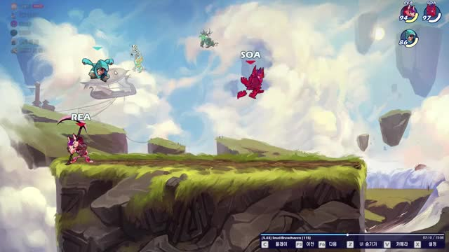 Watch and share Brawlhalla 2021-02-02 13-45-56 GIFs by jung6453i on Gfycat