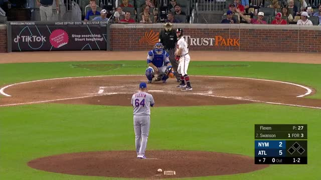 Watch and share Atlanta Braves GIFs and New York Mets GIFs on Gfycat