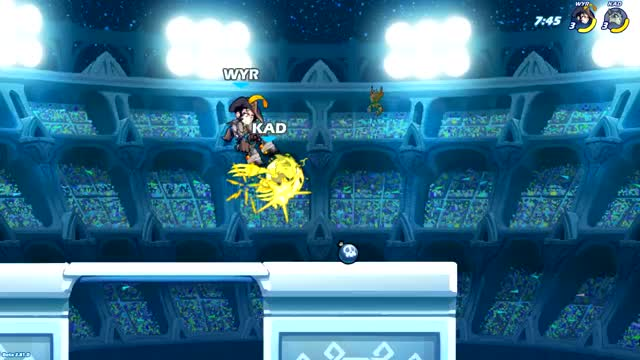 Watch and share Brawlhalla GIFs and Video Game GIFs by Ya Princess, the Wanderlust on Gfycat