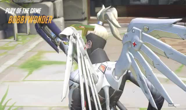 Watch and share Overwatch GIFs by bobbywonder on Gfycat