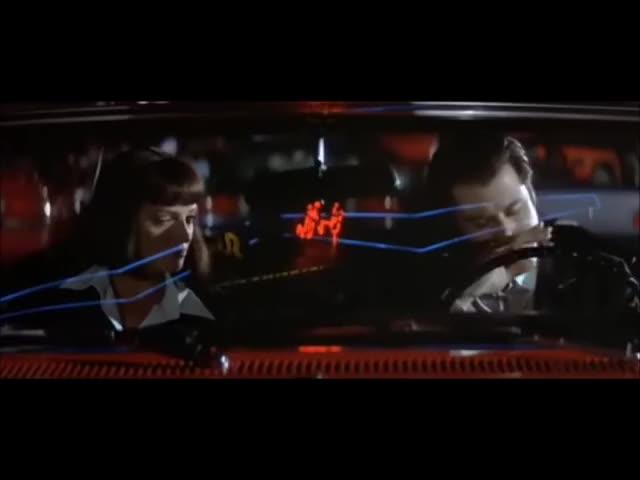 Watch and share Tarantino GIFs and Fiction GIFs on Gfycat