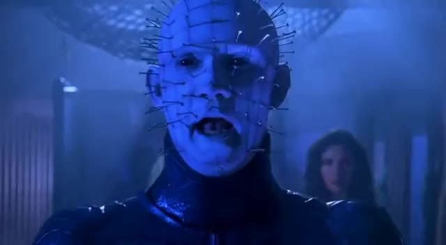Watch pinhead GIF on Gfycat. Discover more horror GIFs on Gfycat