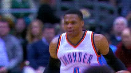 Watch this russell westbrook GIF by Off-Hand (@off-hand) on Gfycat. Discover more 010217, russell westbrook GIFs on Gfycat