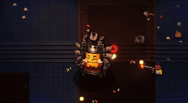 Watch and share Enter The Gungeon GIFs by Alex Wiltshire on Gfycat
