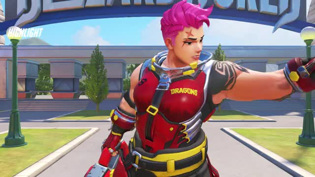Watch and share Highlight GIFs and Overwatch GIFs by idfcatn on Gfycat