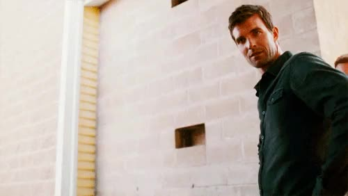 Watch and share Nathan Wuornos GIFs and Lucas Bryant GIFs on Gfycat