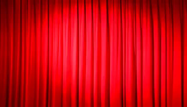 Watch and share Stage Red Curtain Opening Sequence GIFs on Gfycat