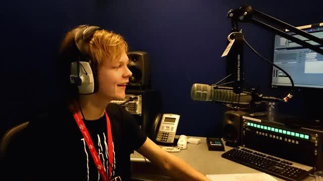 Watch Nathaniel Hawley on BBC Radio One GIF by Nat Hawley (@nathawley) on Gfycat. Discover more Nat Hawley, Nathaniel Hawley GIFs on Gfycat