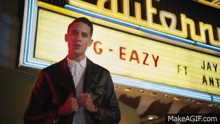 G-Eazy - Far Alone ft. Jay Ant (Official Music Video) GIFs