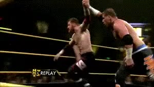 Watch Finishing move gifs : SquaredCircle GIF on Gfycat. Discover more related GIFs on Gfycat