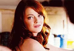 Watch Mhmm GIF on Gfycat. Discover more emma stone GIFs on Gfycat