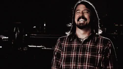 Watch and share Dave Grohl Dave Grohl GIFs on Gfycat