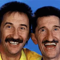 Watch and share Chuckle Brothers GIFs on Gfycat