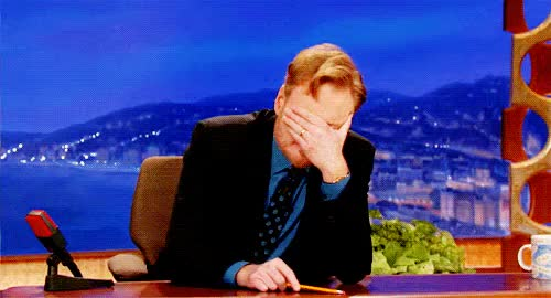 Watch conan frustrated annoyed GIF on Gfycat. Discover more related GIFs on Gfycat