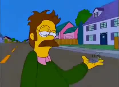 Watch and share Flanders GIFs and Simpsons GIFs on Gfycat