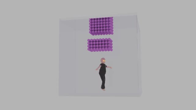 Watch Falling balls interrupts dancer GIF by @scrappyd on Gfycat. Discover more 3dmodeling, physics, simulation GIFs on Gfycat