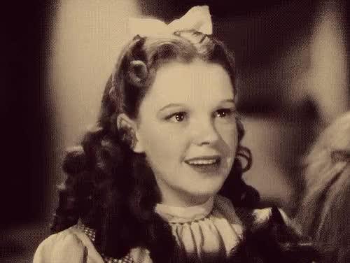 Watch and share Judy Garland GIFs on Gfycat