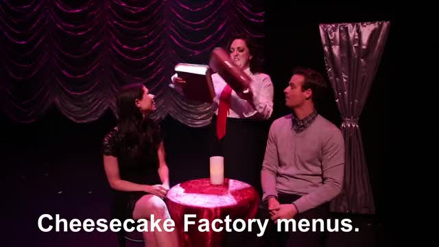 Watch Cheesecake Factory menus GIF on Gfycat. Discover more LBD Musical, New Musicals GIFs on Gfycat