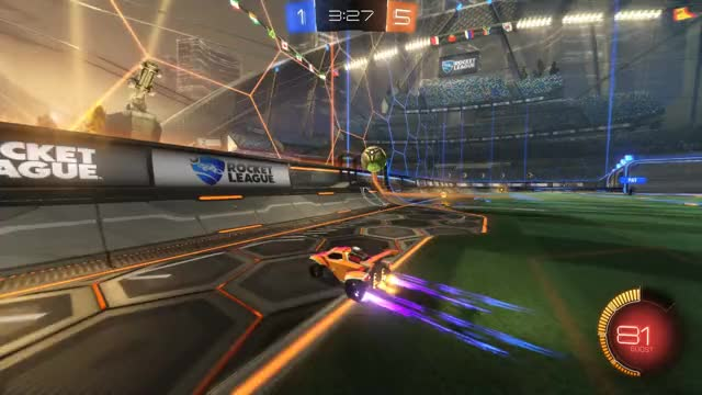 Watch Goal 7: andi GIF by Gif Your Game (@gifyourgame) on Gfycat. Discover more Gif Your Game, GifYourGame, Goal, Rocket League, RocketLeague, andi GIFs on Gfycat